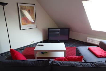 Studio meublé 15 min. Waterloo, Nivelles, Tubize.. - Braine-le-Château - Byt
