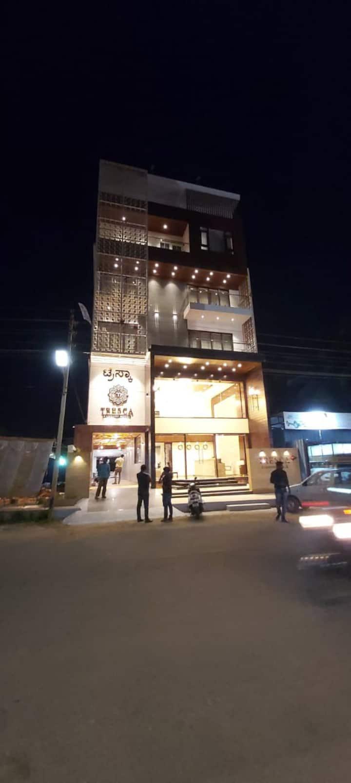 TRESCA  A LUXURY HOTEL