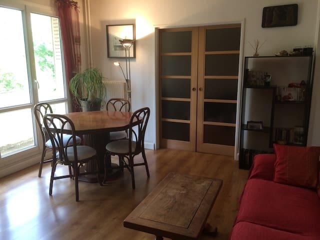 Appartement 4 pièces à Gagny pour visiter Paris - Gagny - Apartament