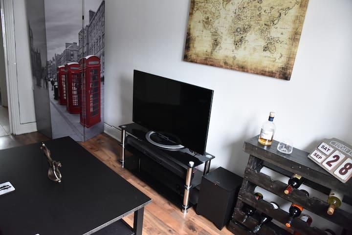 Cosy modern flat