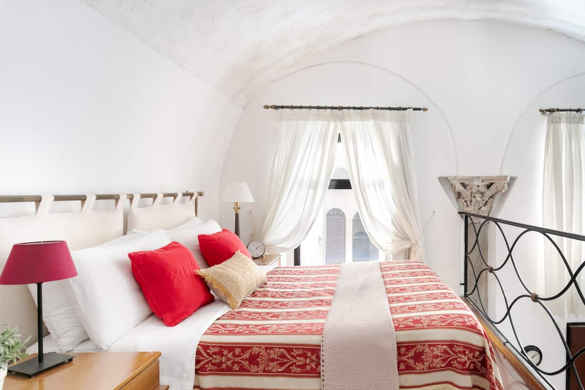Historical loft in the Cenci family Mansion's