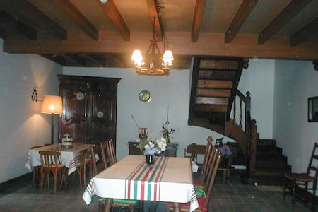 Maison Etxe-Berria (C) - Ossès - Bed & Breakfast - 2