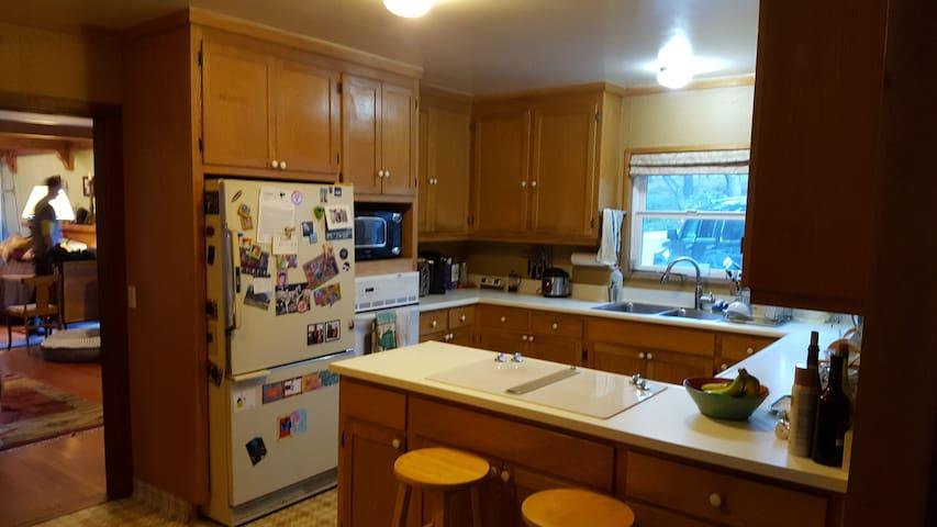 Full functional kitchen