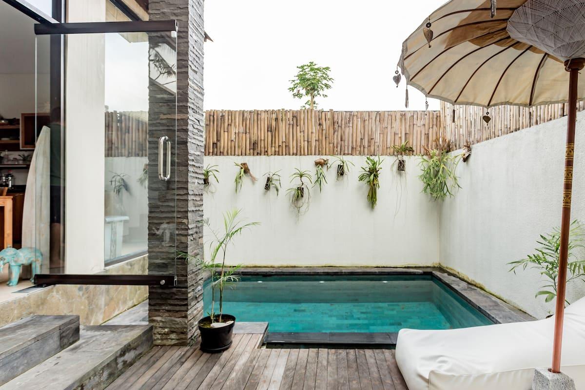 Ubud Rice Fields I Suite in Kukkis Aku Dream Villa