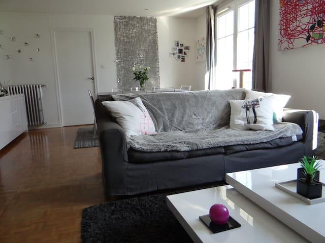Chambre au pied du métro Clemenceau - Rennes - Apartament
