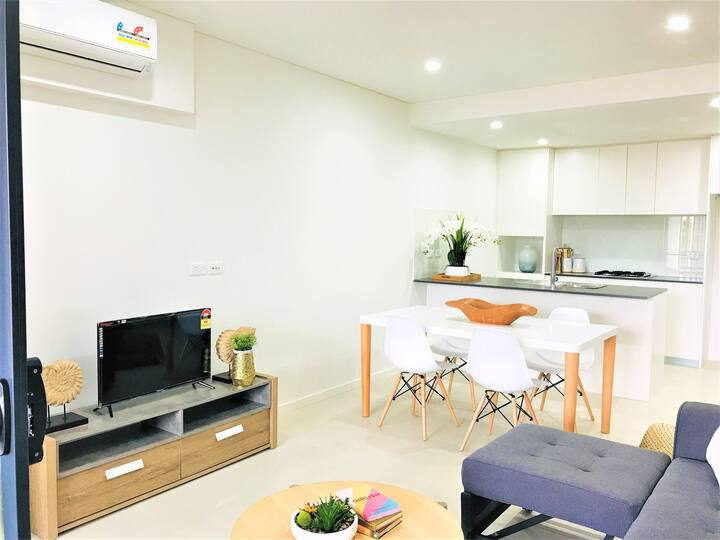 404 2 Bedroom in Kalina Serviced Apartments
