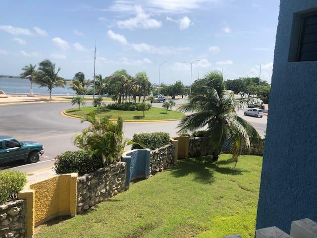 Magnifico departamento en malecón de Campeche
