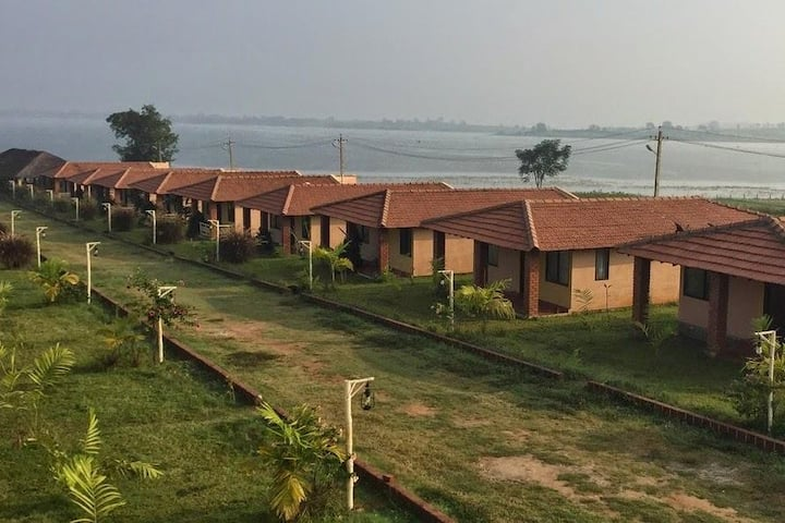 Magnificent Kabini river backwaters!