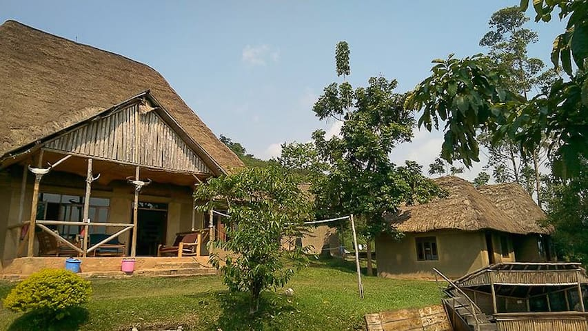 Best place to stay in southwest Uganda