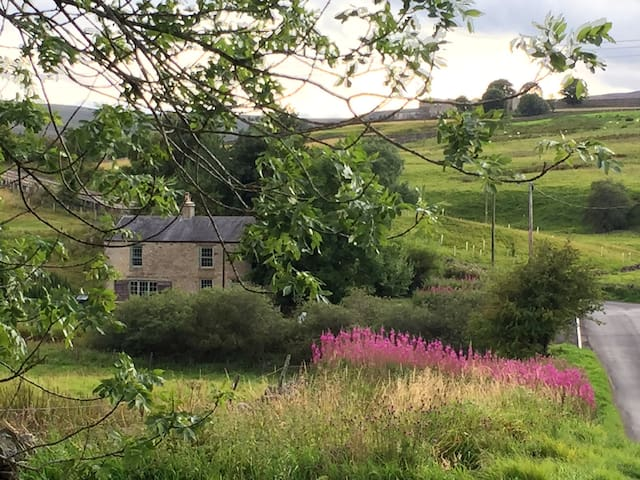 Tilery Cottage, adorable uplands riverside retreat