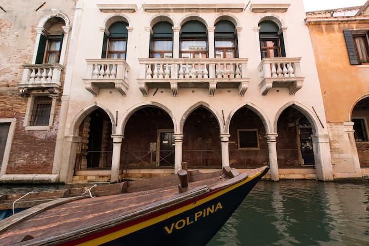 Cà del Poeta  B&B-Camera doppia in Palazzo storico