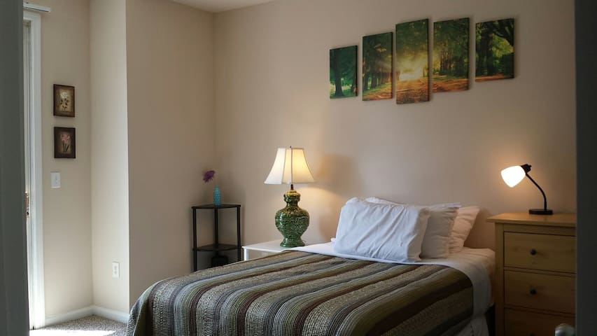 Private Room, Uptown Charlotte - Charlotte - Appartement