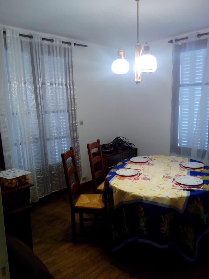 appartement idéalement situé à Laon