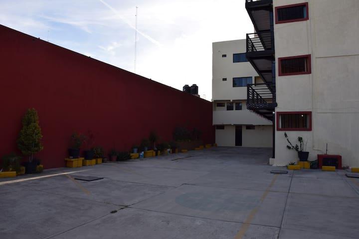 Deptos Amueblados Puebla