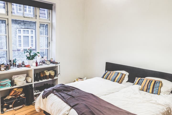 Cozy apartment in Østerbro! Convenient and near