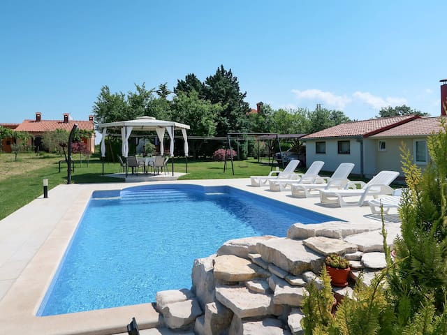 Holiday House Andrea in Labin for 6 persons