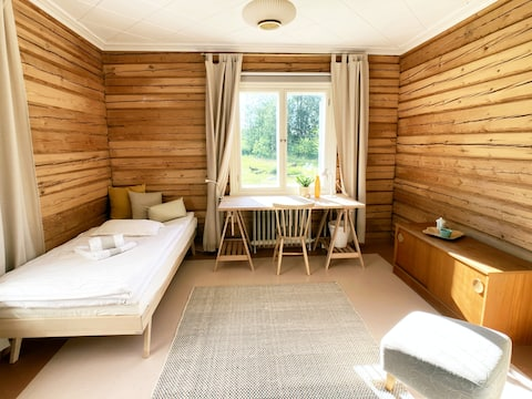 Olo Centre by Nature Park - Single Room