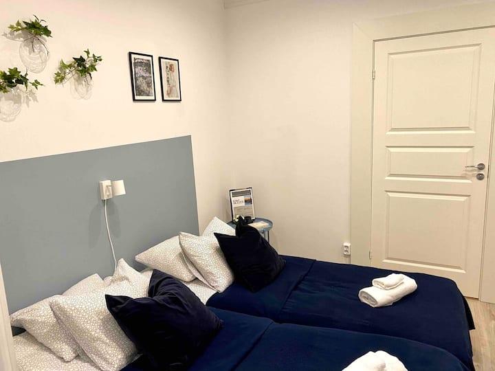 Semi -automatic mini-hotel  (room #4)