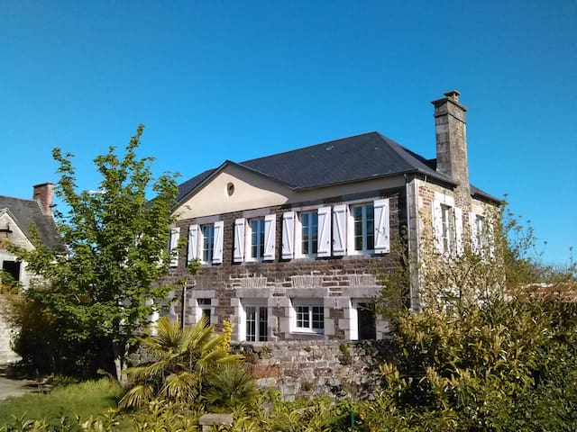 Brekki Villa - Bricqueville-sur-Mer - Hus