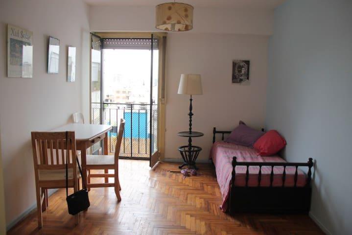Departamento completo en típico barrio porteño! - Buenos Aires - Departamento