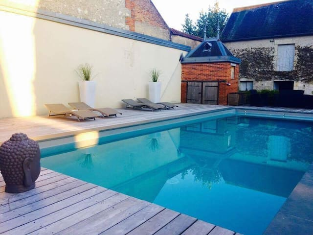 Welcome in Sancerre ! (Chambre South Africa)