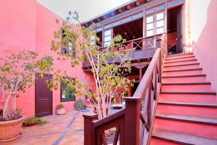 La troja, casita rural en Lanzarote