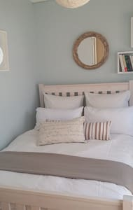 Separate on suite cosy bedroom - House