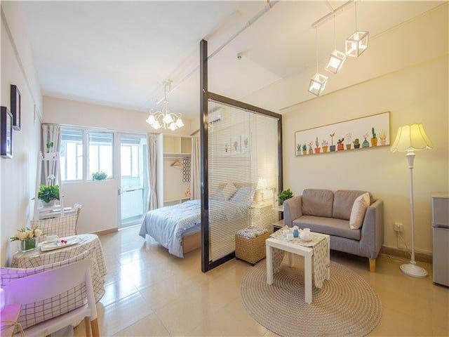全新家具 全天采光  期待您的拎包入住 - Beijing - Condominium