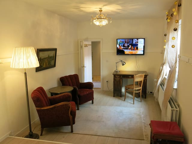 Lovely Apartment wifi/TV in historical center - Lüneburg - Apartment
