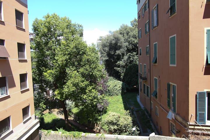 Dal poggiolo/By the balcony  foto@Chiara Saitta