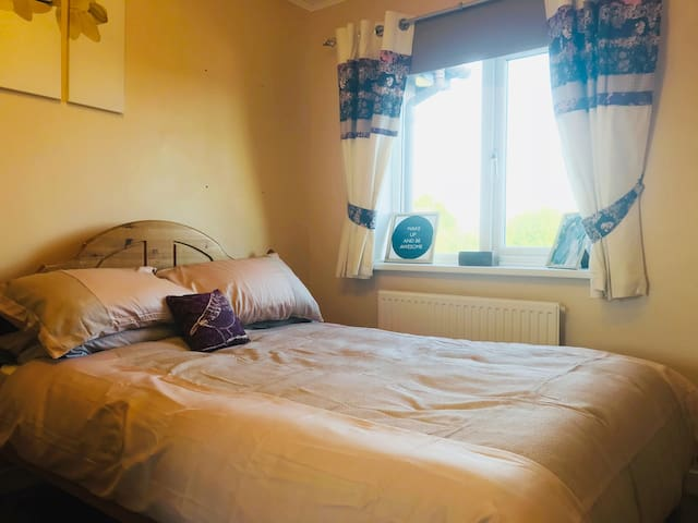 Chester Double Bed Home, with Parking
