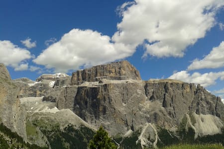Stanza per 2 nelle spettacolari Dolomiti di Fassa - Soraga - 住宿加早餐
