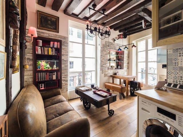 Designer Smart Home - Saint-Germain-des-Pres