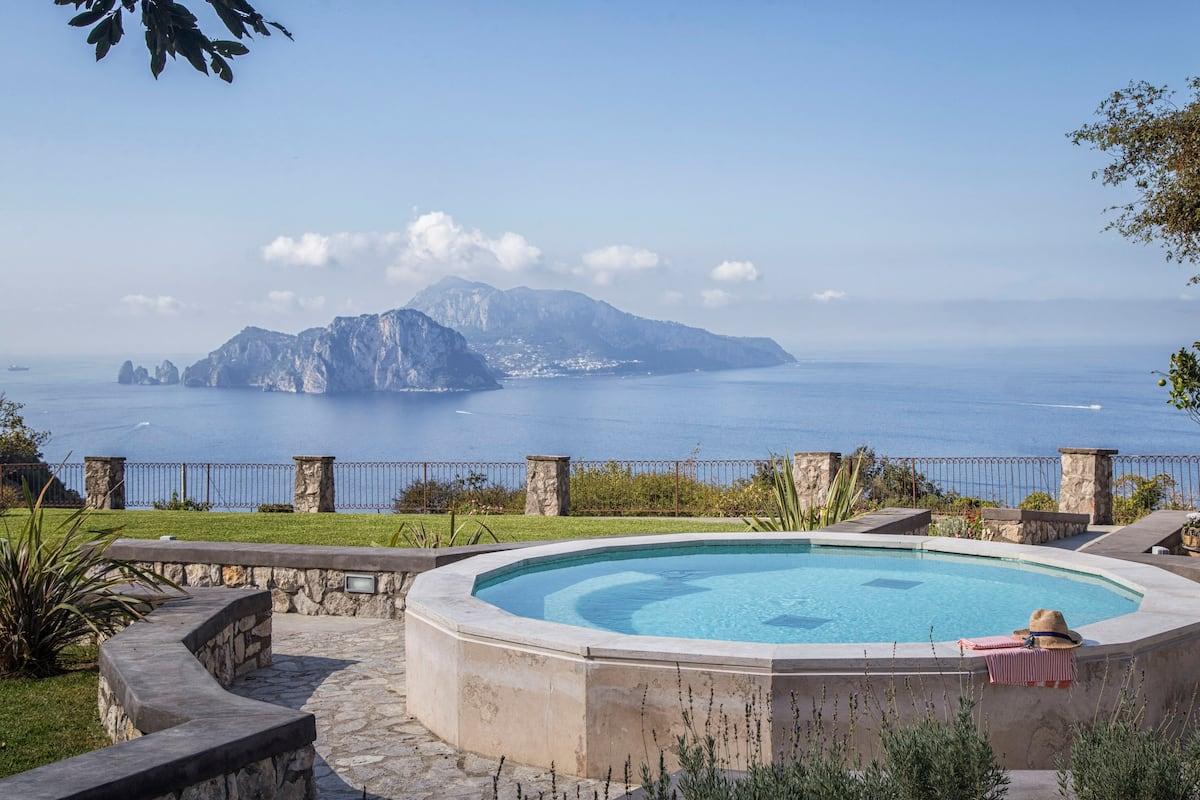 The Path of Sunset, Historic Luxury Villa Close to Sorrento