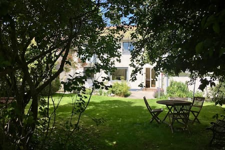 Lovely townhouse close to lakes and forest - Växjö - Casa