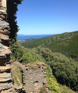 T3 Cap Corse belle vue confort calme authenticité - Apartmen