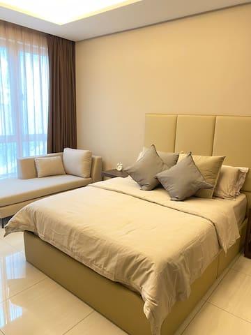 Cozy Dorsett Suite @ Sri Hartamas