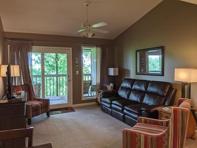 Bear Necessities  - Across from pool - 1mi to SDC - updated - Premier location!!