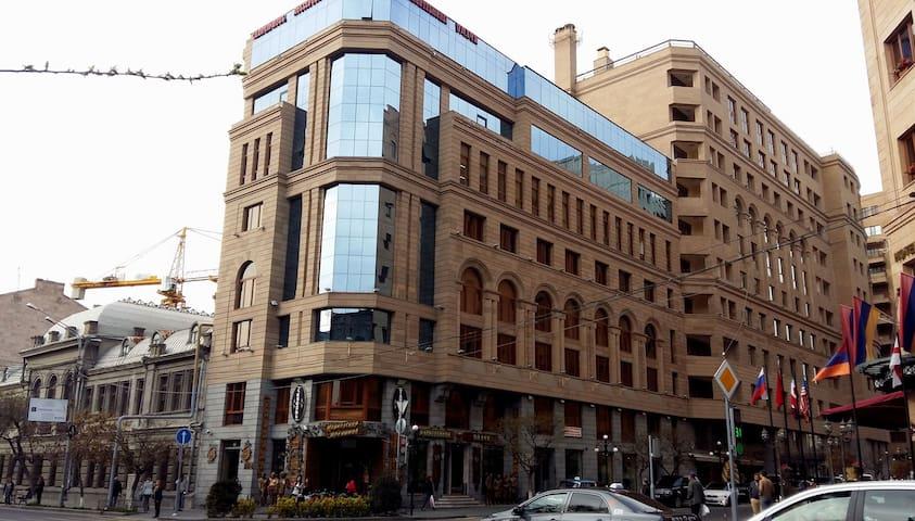 ZARA  Apartment Yerevan - Erevan - Pis