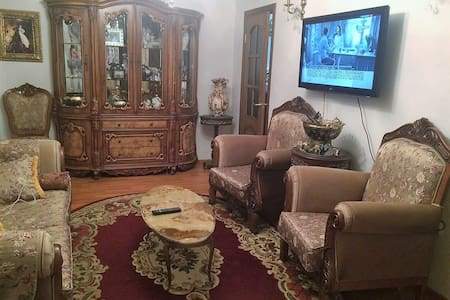 Abkhazia, apartment in ecologically clean place.