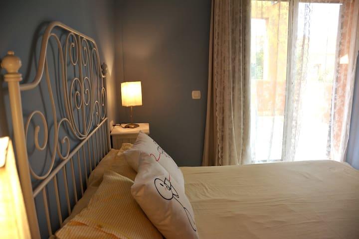 Habitacion cama de matrimonio