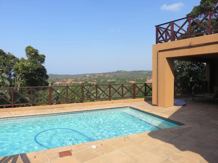 Villa Khululeka (Luxury villa with sea view)