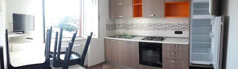 Grazioso appartamento in una zona tranquilla