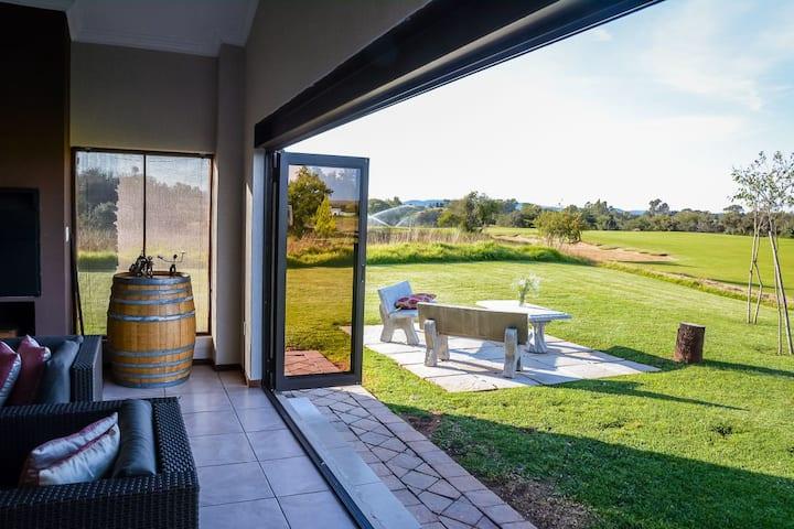 282 Golfer's View | Vaal de Gráce Golf Estate