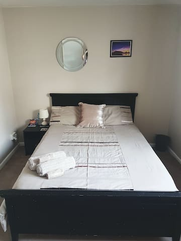 Cosy Private Room 5 min from Andover Town