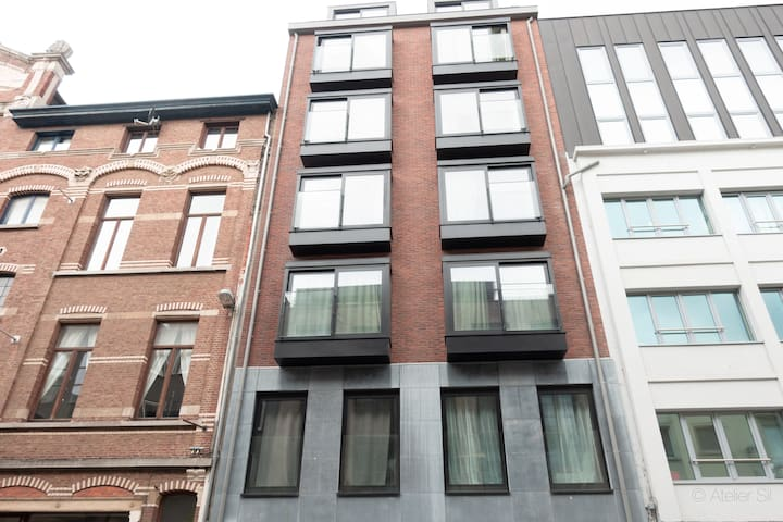 Antwerp Center Furnished Apartments