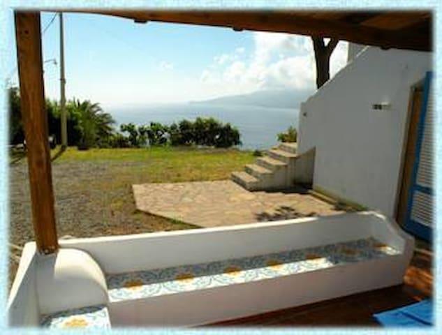 Eoliana Panorama ab 560 - Santa Marina Salina - House