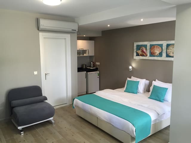 Brand new apart near the sea - Side - Departamento