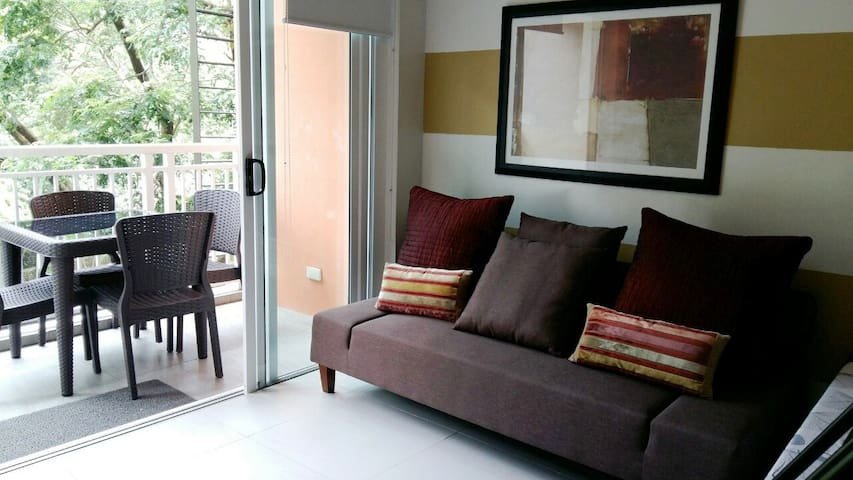 Nicely Furnished Condo in Pico de Loro, Beach Club