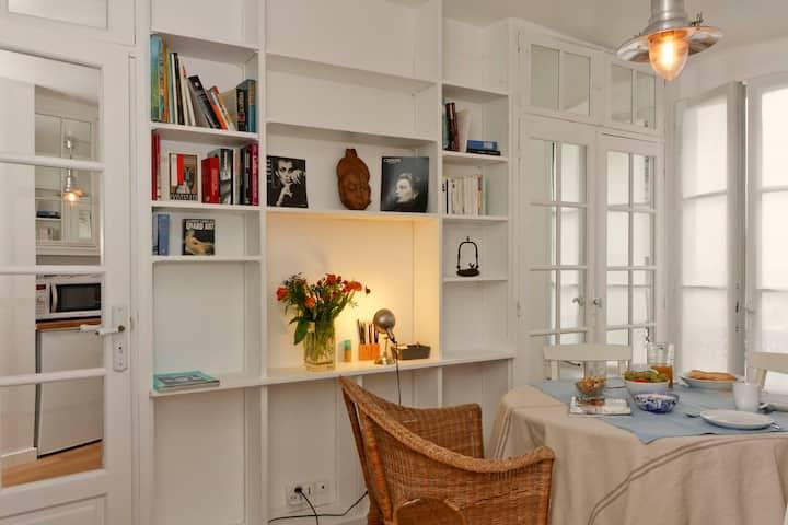 Apartamentos para Alugar em Paris Montmartre